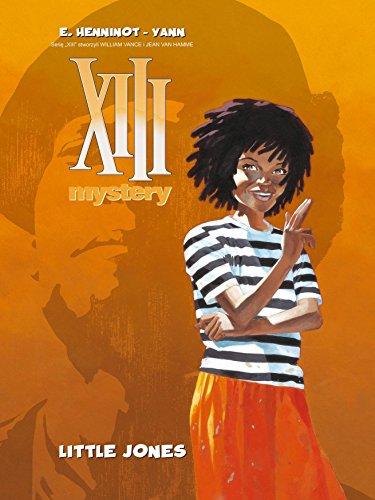 XIII Mystery Tom 3 Little Jones