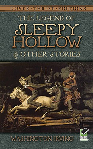 The Legend of Sleepy Hollow and Other Stories (Dover Thrift Editions) (English Edition)