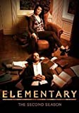 Elementary: The Second Season (6 Dvd) [Edizione: Stati Uniti] [USA]
