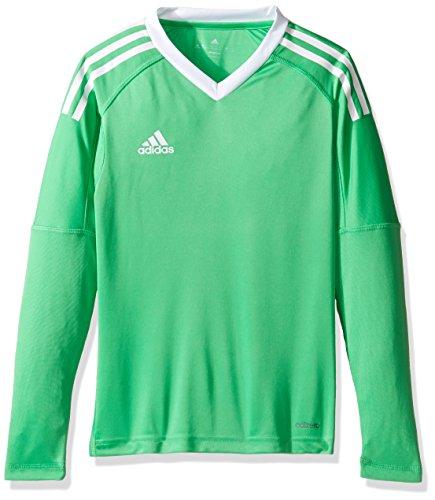 adidas Jugend Fußball Torwart Trikot Revigo 17Goalkeeper Jersey, Unisex, S1706GHTM001Y, Energy Green/White, S