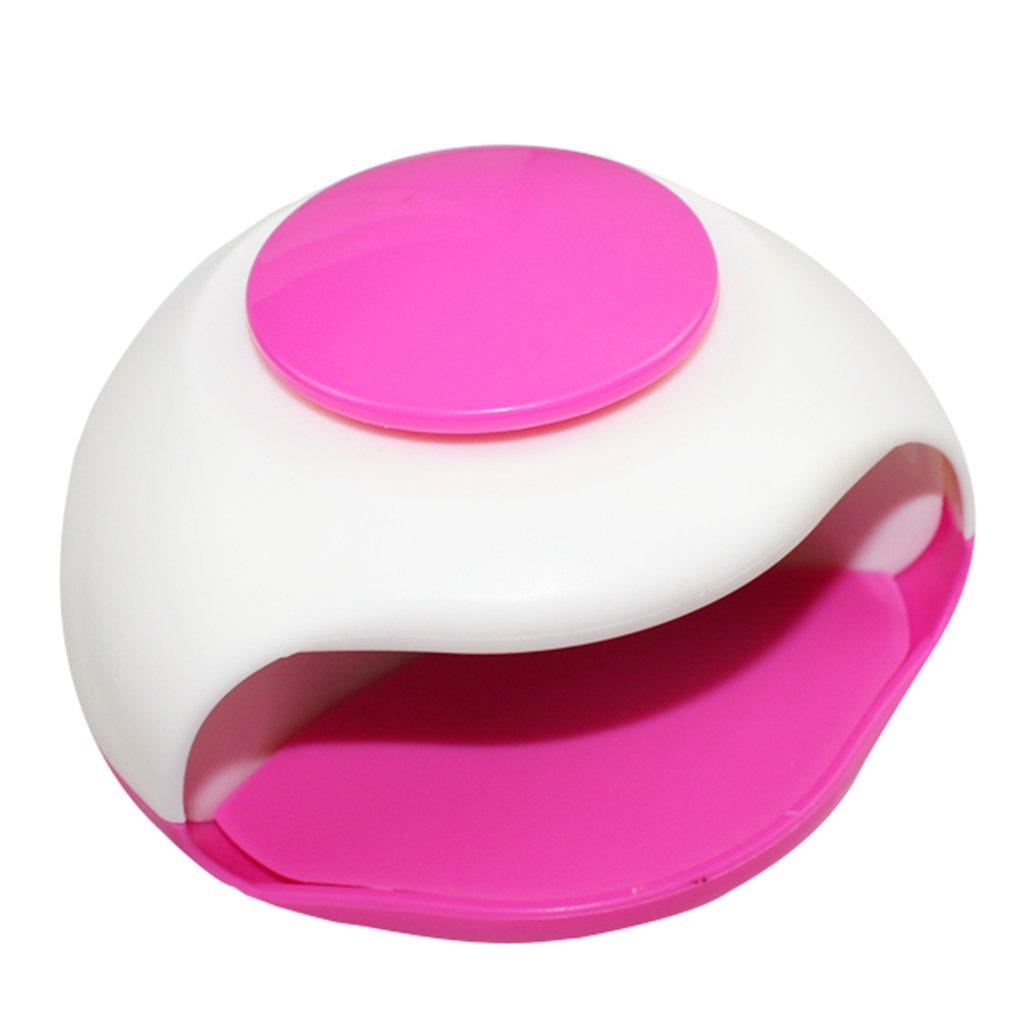 Fornateu Rápido para uñas Secador de arte polaco de la extremidad del dedo mini portátil del ventilador del ventilador…