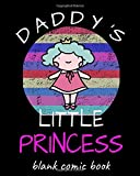 Daddys Little Princess Blank Comic Book: Age Regression Comic Book Creator