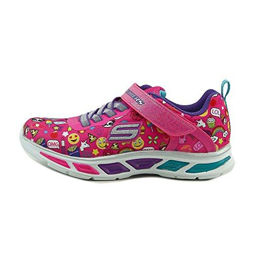 Skechers Litebeams Feelin' It, Zapatillas de Entrenamiento para Niñas
