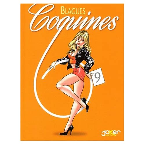 Blagues coquines, tome 9
