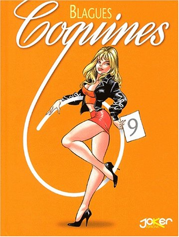 Blagues coquines, tome 9 par Collectif