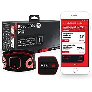 PIQ BSKI1 Ski Set Multisport Sensor, Skitag Aufzeichnen, Schwung und...