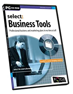 Focus Select: Business Tools: Business & Marketing Plans