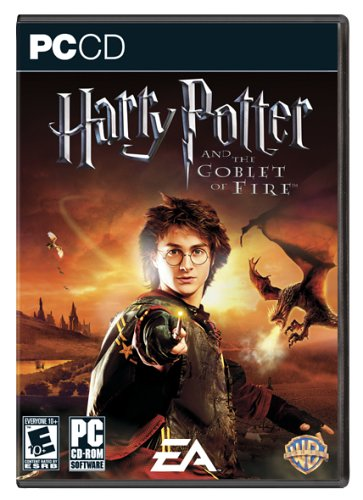 Preisvergleich Produktbild Harry Potter and the Goblet of Fire - PC by Electronic Arts