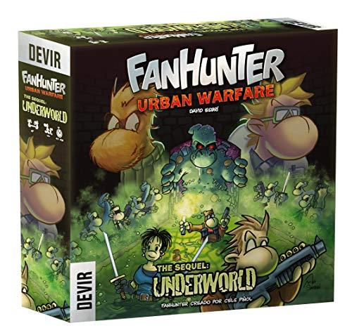 Devir - Fanhunter: Urban Warfare The Sequel: Underworld (BGFHUW2)