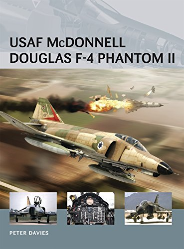 USAF McDonnell Douglas F-4 Phantom II (Air Vanguard)