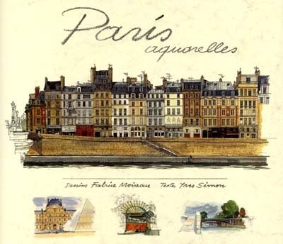 Paris, Aquarelles