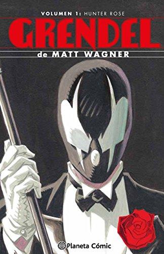 Grendel Omnibus nº 01/04: Volumen 1: Hunter Rose por Matt Wagner
