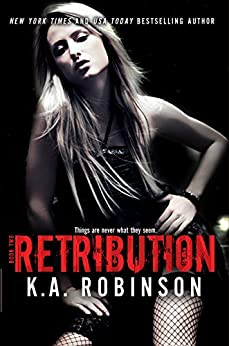 Retribution (Deception Series Book 2) by [Robinson, K.A.]