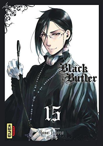 Black Butler Vol.15
