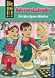 Die drei !!!, Die Marzipan-Mission: Adventskalender