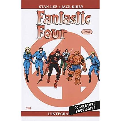 Fantastic Four: L'intégrale T04 (1965) NED