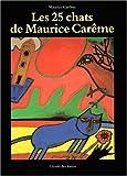 Les 25 chats de Maurice Carême