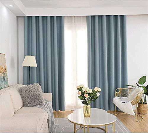 Casey-l tende oscuranti alte, materiali importati nordici moderni rivestimento rivestito in tessuto con cortina per tende ufficio camera da letto personalizzato finito a