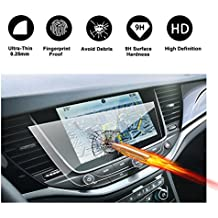 Protector de pantalla de vidrio templado para sistema de navegación (2017) (2018)