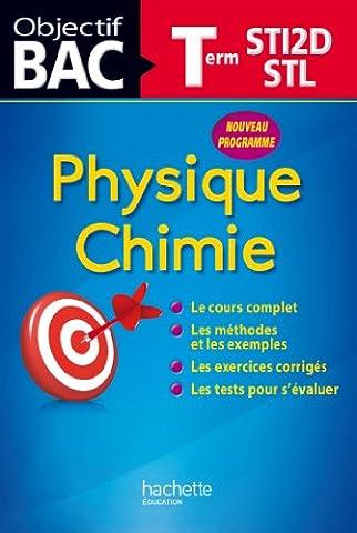 Objectif BAC entraînement Physique Chimie STI2D