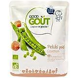 good goût Good gout petits pois saumon 220g ( Prix unitaire ) - Envoi Rapide Et Soignée
