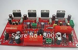 MU assemblé TDA7293 parallèle BTL puissance mono Amplificateur borad 350W