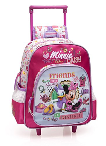 MINNIE AND DAISY - MINI TROLLEY ASILO 2015-2016