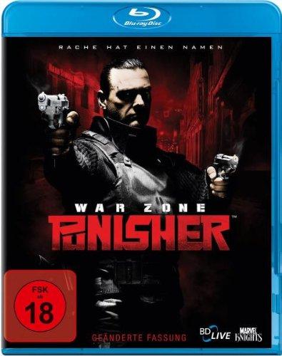 Bild von Punisher: War Zone [Blu-ray]