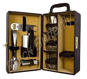 Buy bar tools set kitchen home bar bar accessories for Bar decor amazon
