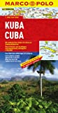 MARCO POLO Kontinentalkarte Kuba 1:1 Mio. (MARCO POLO Länderkarten) - Polo Marco