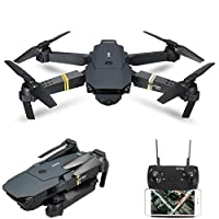 Studyset RC Drone WIFI FPV with Wide Angle HD Camera High Hold Mode Foldable Arm RC Quadcopter RTF VS VISUO XS809HW JJRC H37 Eachine E58