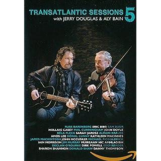 Transatlantic Sessions - Series 5 [DVD] with Jerry Douglas & Aly Bain [UK Import]
