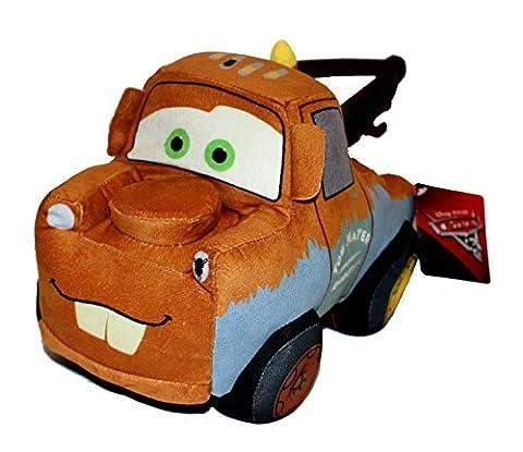 Disney Pixar Cars 3 Plüschfigur Kuscheltier 20 bis 25cm (Mater)