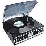 Platines vinyles - Tourne disque avec haut parleur integre ...