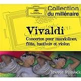 Concertos Pour Mandoline, Flûte, Hautbois Et Violon