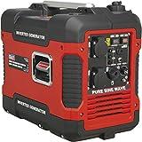 Sealey G2000I Inverter Generator 2000W 230V 4-Stroke Engine - Compareprices24.co.uk