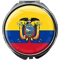 Pillendose/rund/Modell Leony/FLAGGE ECUADOR preisvergleich bei billige-tabletten.eu