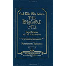 God Talks with Arjuna: The Bhagavad Gita (Self-Realization Fellowship) 2 Volume Set by Paramahansa Yogananda (1995-09-15)