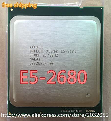 DIPU WULIAN Xeon E5 2680 E5-2680 8-CORE 2.7GHZ/20MB/L3/130W Cache 8GT/S QPI Socket FCLGA-2011 2,7-ghz-core