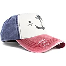 Selldorado® - Gorra de béisbol retro, estilo vintage, ...