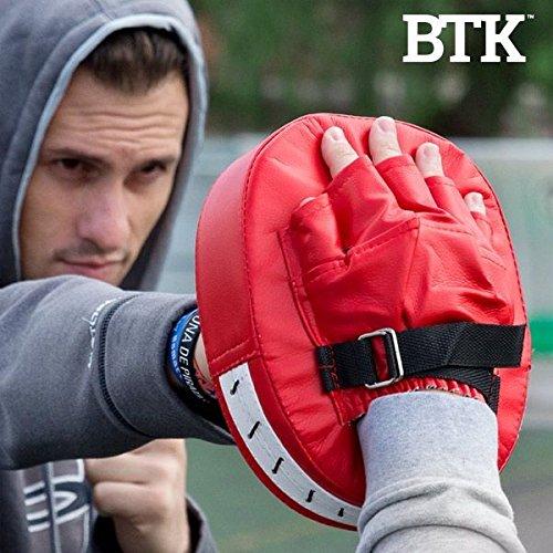 Manopla Boxeo Paos Entrenamiento Artes Marciales Boxing