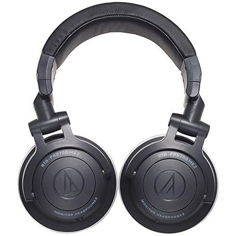 Audio-Technica ATH-PRO700MK2 Casque DJ Professionnel
