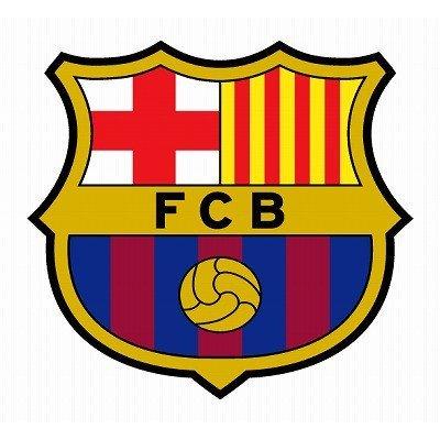 Preisvergleich Produktbild Soccik FC Barcelona Emblem Mit Klebestreifen Auto Aufkleber Langlebig Auto Chrom Emblem Glaenzend Auto Abzeichen Styling Mode Wasserdicht Auto Aufkleber