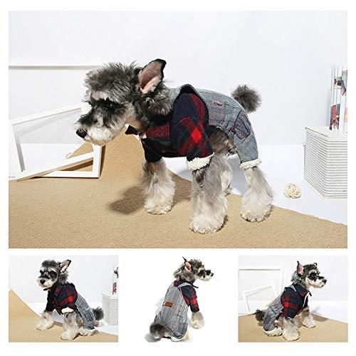 GBX Ropa Viaje Ropa Mascotas Ropa Mascotas Mamelucos