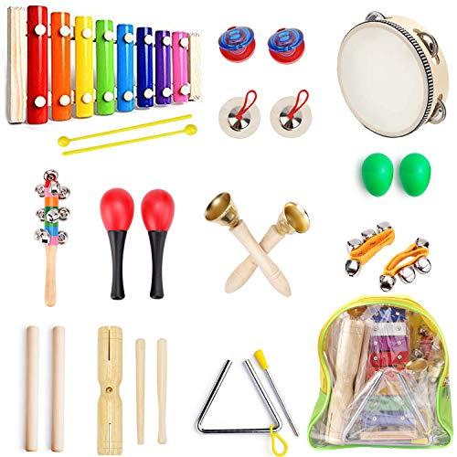 Amatt Musical Instruments, 24 PC...
