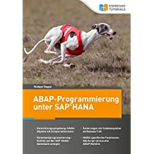ABAP-Programmierung unter SAP HANA