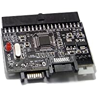 Sienoc IDE a SATA o SATA al convertitore adattatore ATA 100/133 bidirezionale Scheda