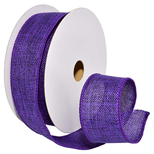 Morex Ribbon 7585 Chelsea Band 100% Polyester violett 1-1/2 inch by 10 yards Chelsea Bouquet