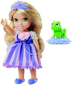 Jakks Pacific Francia-Princess-Muñeca Princesas Disney 15cm-Modelo Aleatorio, 86862tteuv16