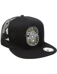 Metal Mulisha Men's Run Trucker Snapback Hat Black
